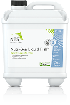 Nutri-Sea Liquid Fish