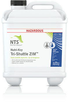 Nutri-Key Tri-Shuttle ZIM