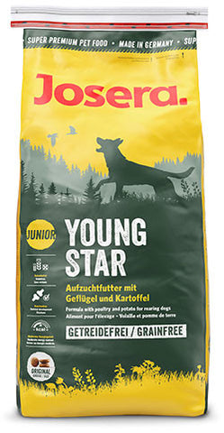 Josera Young Star(Kornfri)