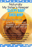 Sleepy Baby Shea - Naturally My Sister's Keeper