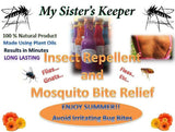 Insect Repellent - Naturally My Sister's Keeper
