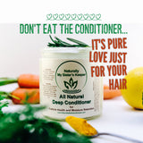 All-Natural Deep Conditioner - Naturally My Sister's Keeper