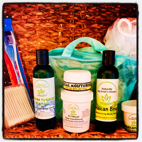 Primary Essentials Travel Kit - Naturally My Sister's Keeper