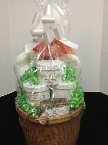 Glowing Skin Gift Basket - Naturally My Sister's Keeper