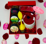 "Valentines Day - ""Be Mine"" Love Box Gift Sets - Naturally My Sister's Keeper"
