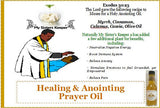 Anointing Oil (for Prayer & Healing) - Naturally My Sister's Keeper