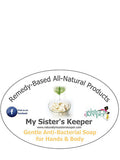 Facial Cleansing Soap - Naturally My Sister's Keeper