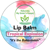 Lip Balm - Naturally My Sister's Keeper