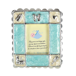BABY, Photo Frame, Two Colour - Barton,Son & Co.