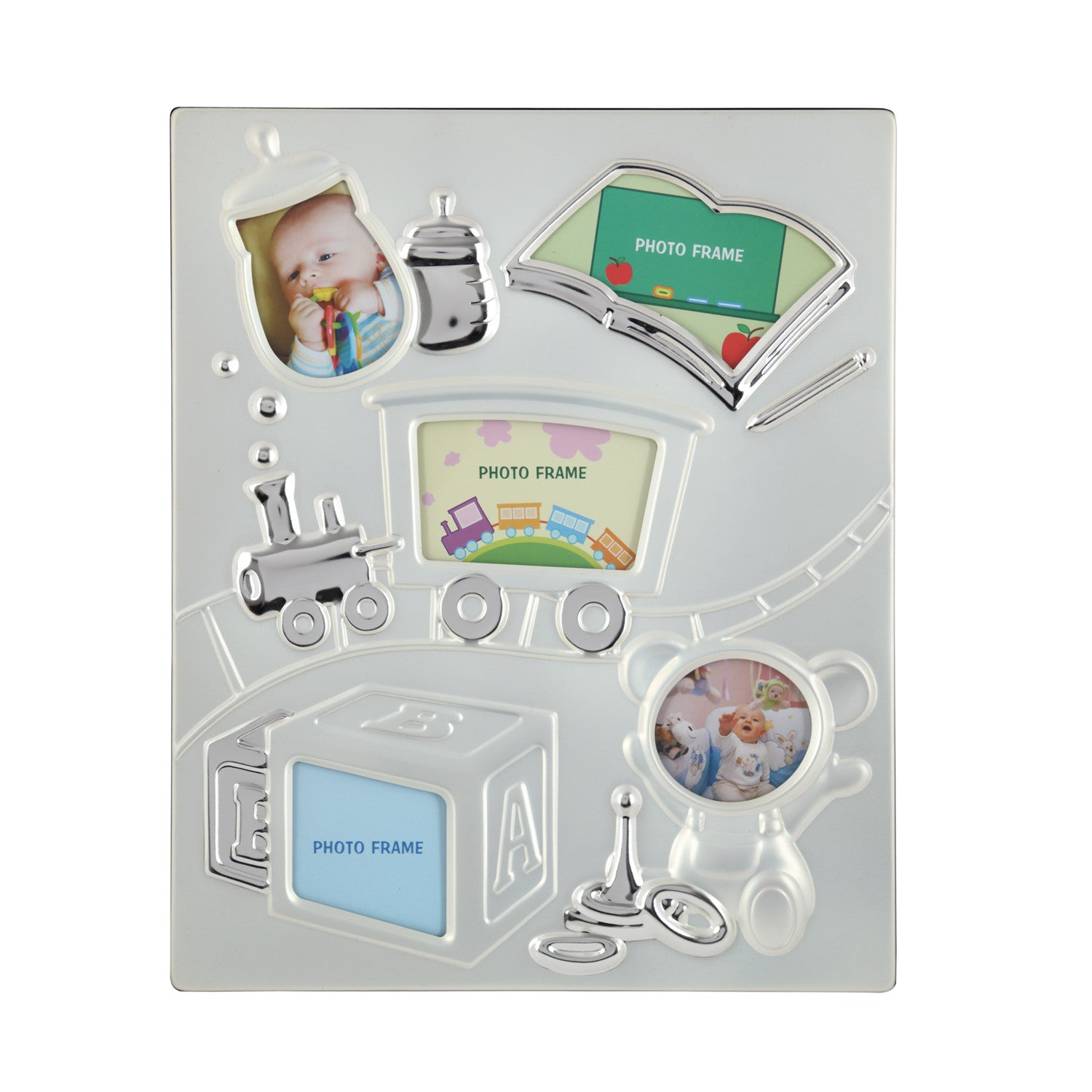 BABY, Photo Frame, 5 in 1 - Barton,Son & Co.