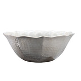 Bowl-hammertone-mother of pearl - Barton,Son & Co.