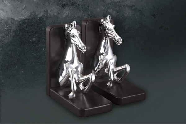 Book Ends-Horse - Barton,Son & Co.