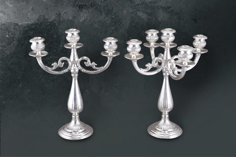 Candle Stand-3 & 5 Compartment - Barton,Son & Co.