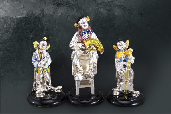 Clowns with Musical Instruments - Barton,Son & Co.