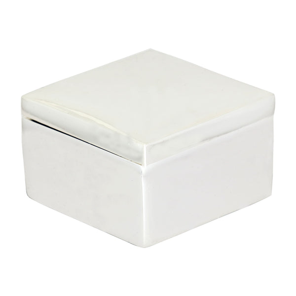 BOX, Square, Lid, Plain - Barton,Son & Co.