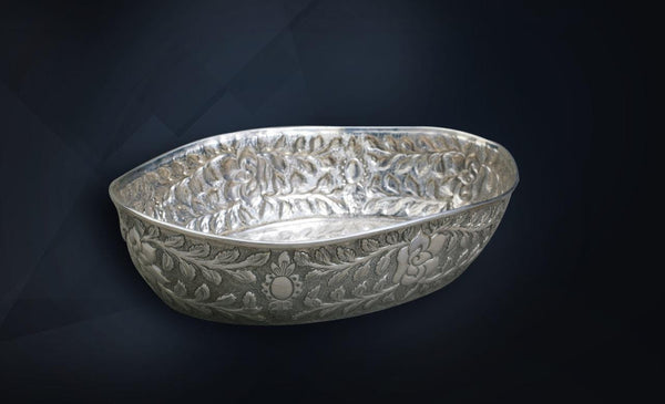 Silver Bowl-3 - Barton,Son & Co.