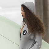RGD Women's Zip Up Hoodie