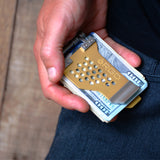 "Money Clip ""The Stack"""