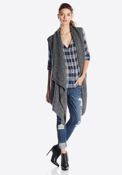 Lark & Ro Women's Wrap Coat