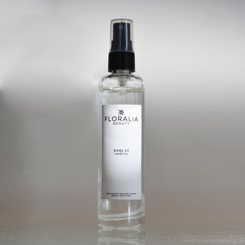 Floralia Beauty Body Oil Made For