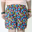 Games On Doors Printed Men Boxers-blue01