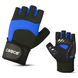 Cosco Gel Pro Gym & Fitness Gloves (L)