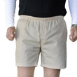 Games On Doors Cotton Plain Boxer - Cream