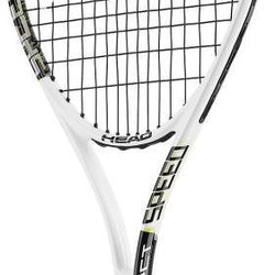 Head Pct Speed G4 Strung Tennis Racket