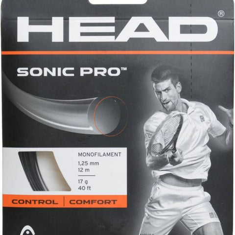Head Sonic Pro 17L Tennis String - 12 m
