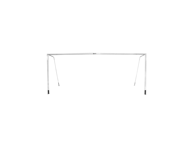 Koxtons Football Goal Post-Fixed(Steel)