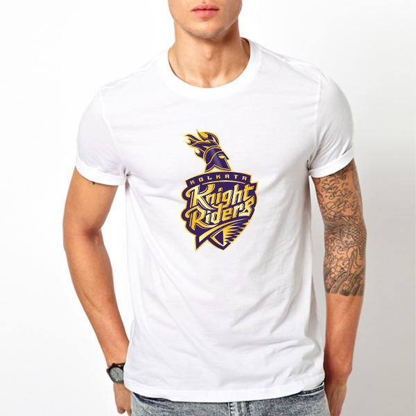 Games On Doors Kolkata Knight Riders IPL Dryfit T-shirt