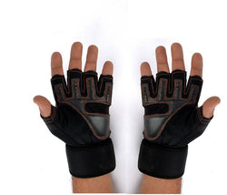 K K Konex Padded Gym Gloves