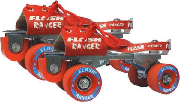 Flash Ranger Roller Skates