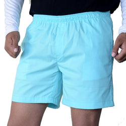 Games On Doors Cotton Plain Boxer - Sky Blue