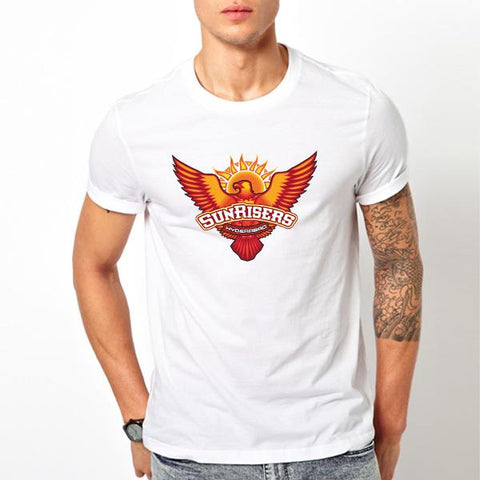 Games On Doors Sunrisers Hyderabad IPL Dryfit T-shirt