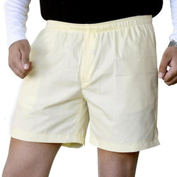 Games On Doors Cotton Plain Boxer - Yellow