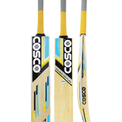 Cosco Double Century Kashmir Willow Good Quality Cricket Bat