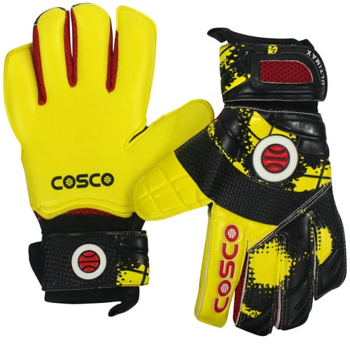 Cosco Ultimax Football Goal Keeper Gloves