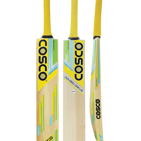 Cosco Jumbo Drive Kashmir Willow Premium Quality Cricket Bat