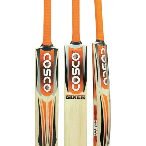 Cosco Sixer Kashmir Willow Cricket Bat