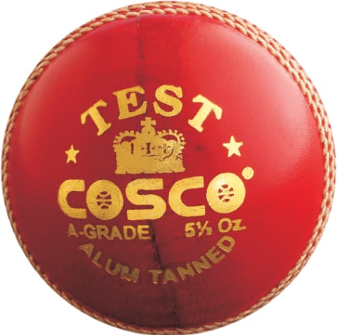 Cosco Cricket Ball Test