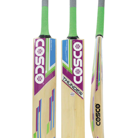 Cosco Thunder Kashmir Willow Best Quality Cricket Bat