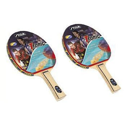 Stiga Tronic Table Tennis Racket-Table Tennis-Games on Doors-assorted-standard-Games on Doors