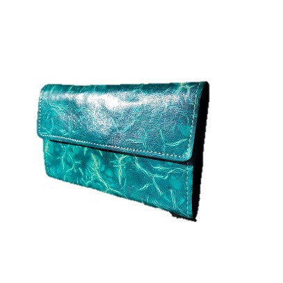 Authentic African Leather Wallet - A'Maze Africa - 1