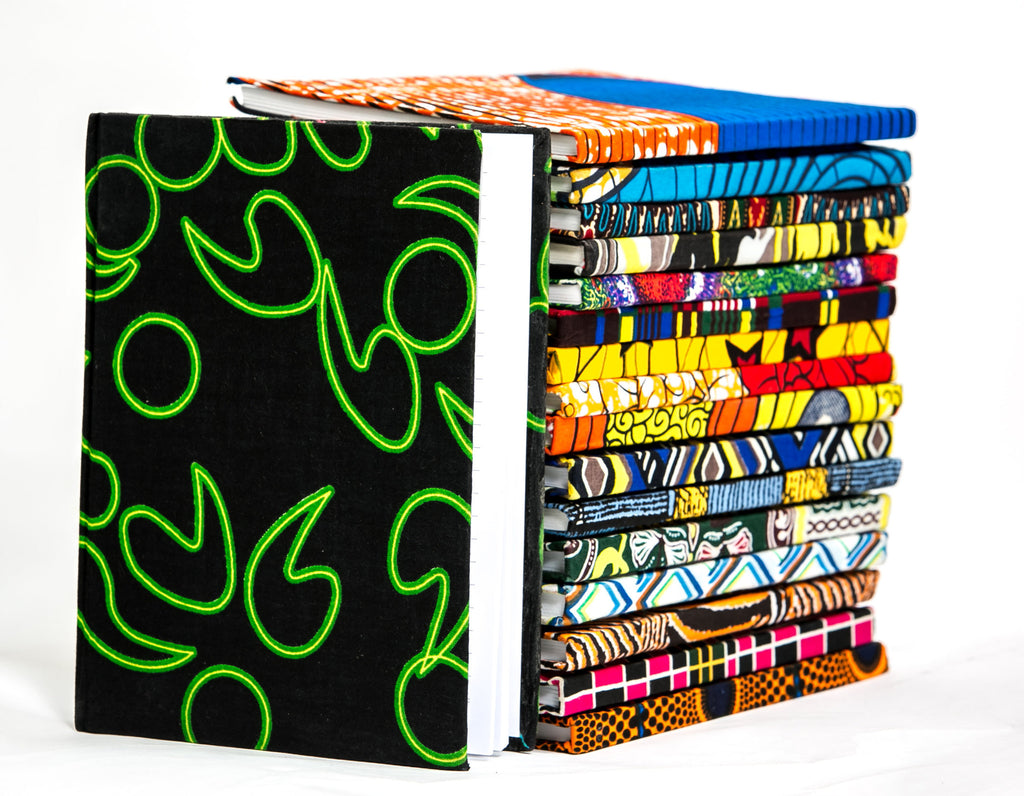 African Print Covered Notebook - A'Maze Africa - 14