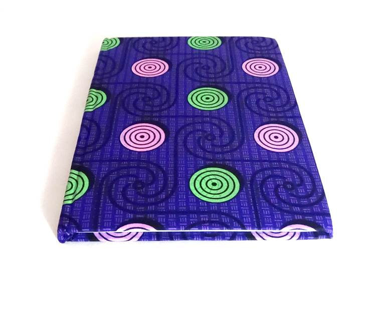 African Print Covered Notebook - A'Maze Africa - 5