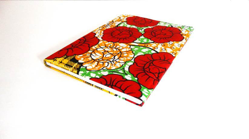 African Print Covered Notebook - A'Maze Africa - 6