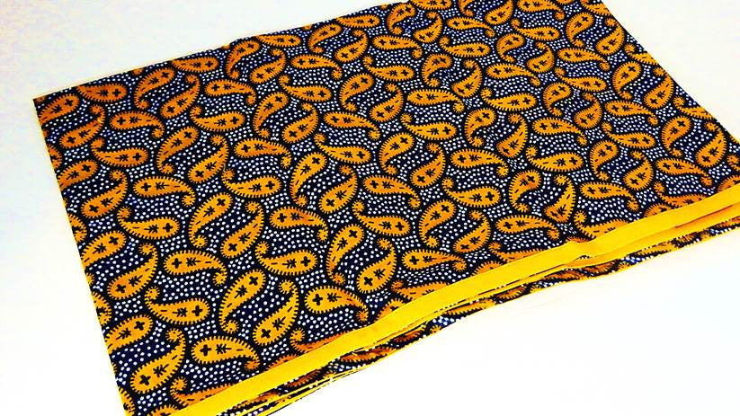 African Print Head Wrap - Simi - A'Maze Africa - 2