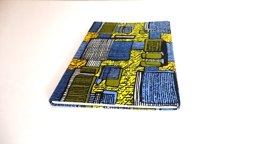African Print Covered Notebook - A'Maze Africa - 8