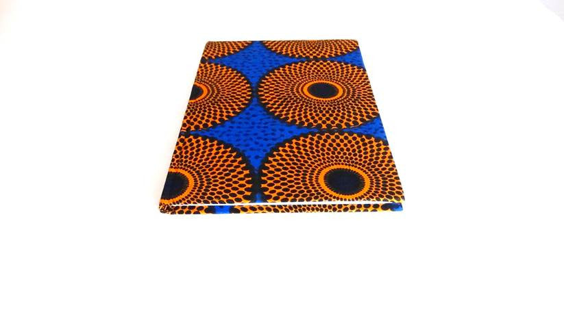 African Print Covered Notebook - A'Maze Africa - 9